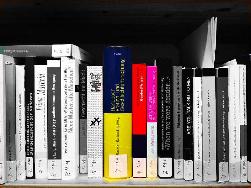 #Bücherstapel: Einstieg ins Gender Studies Studium