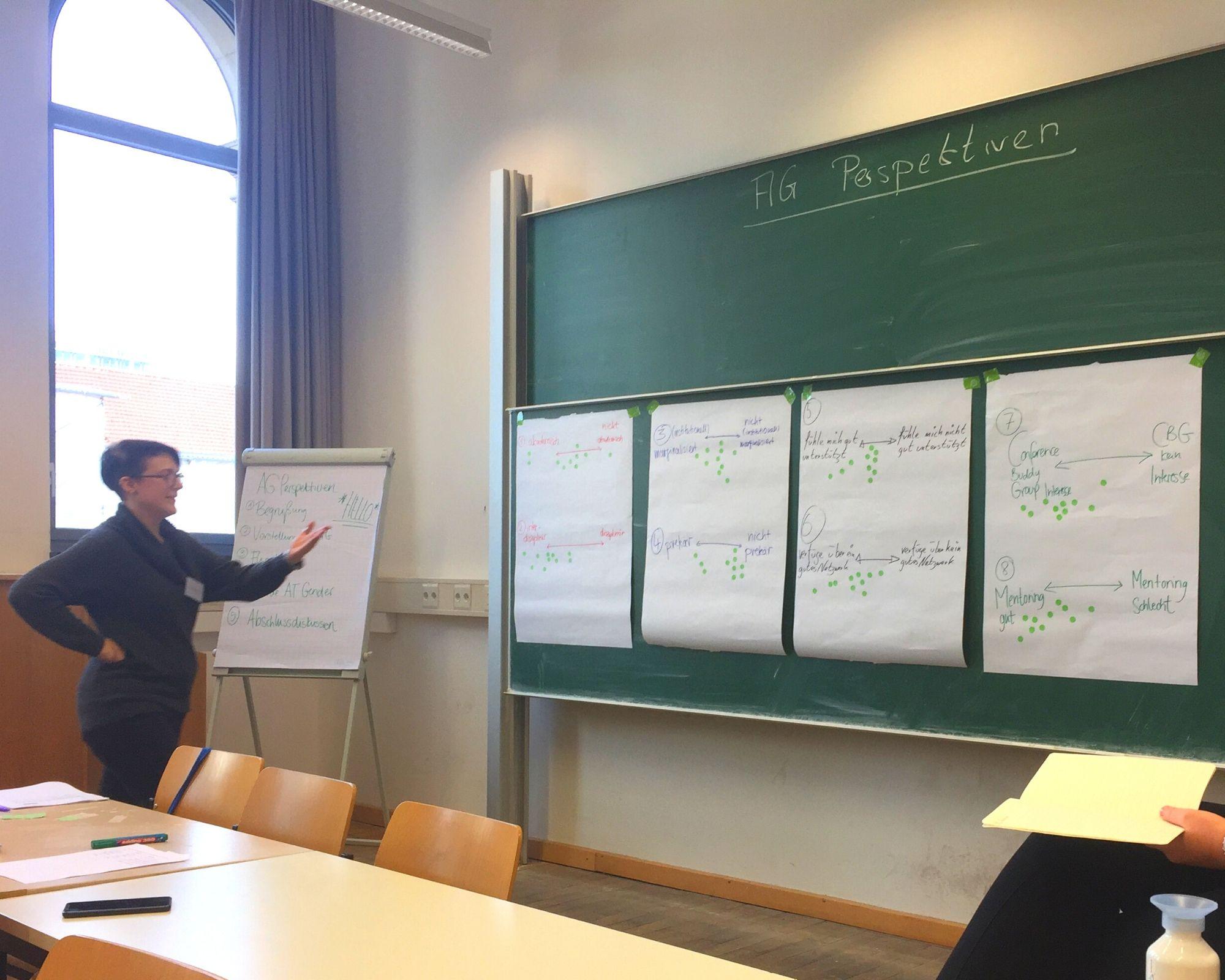 5 Jahre AG-Perspektiven: Überlegungen im offenen Forum