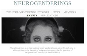 """Website des Neurogenderings-Netzwerks mit einem Titelbild aus """"Metropolis"""" (Fritz Lang, 1927)"""