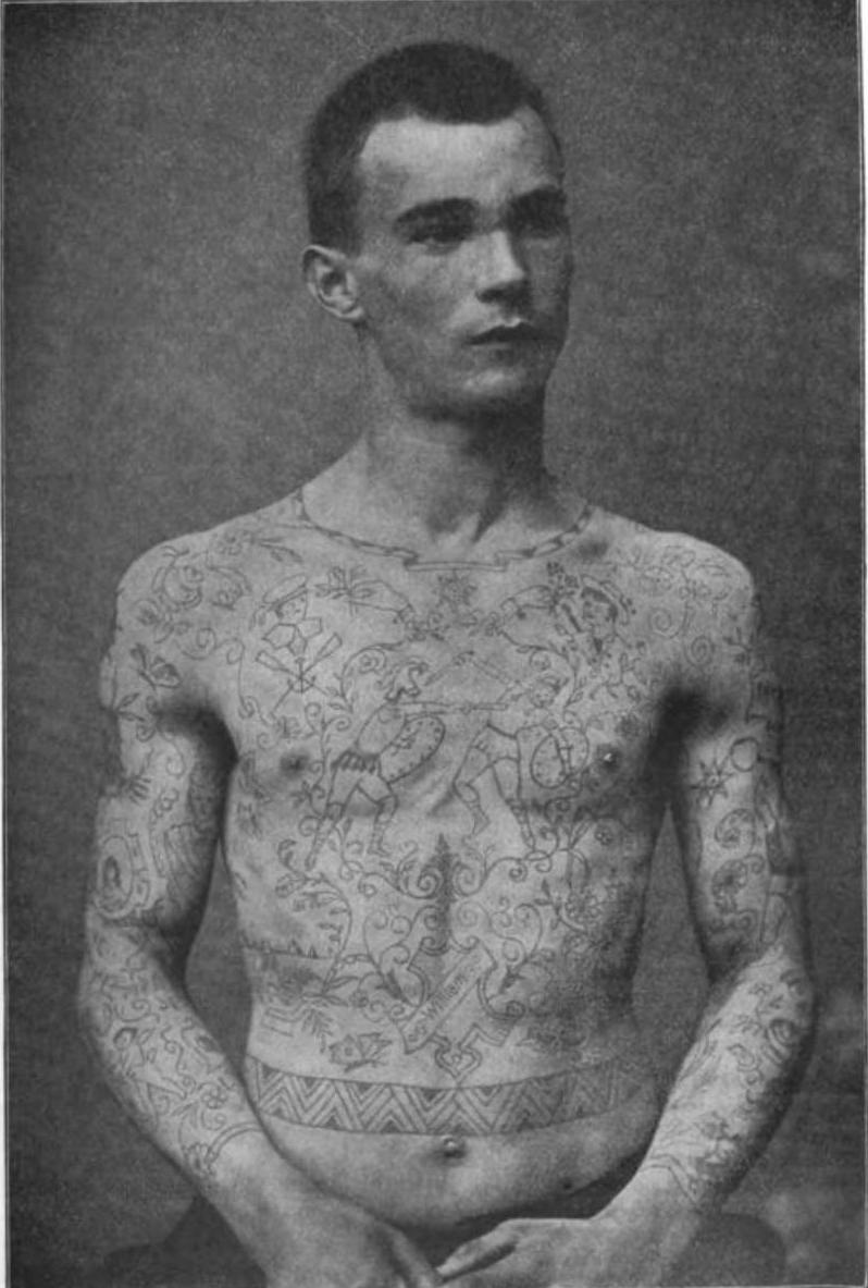 Sex Symbols: Tattoos, Science, and Queer Visual Culture around 1900