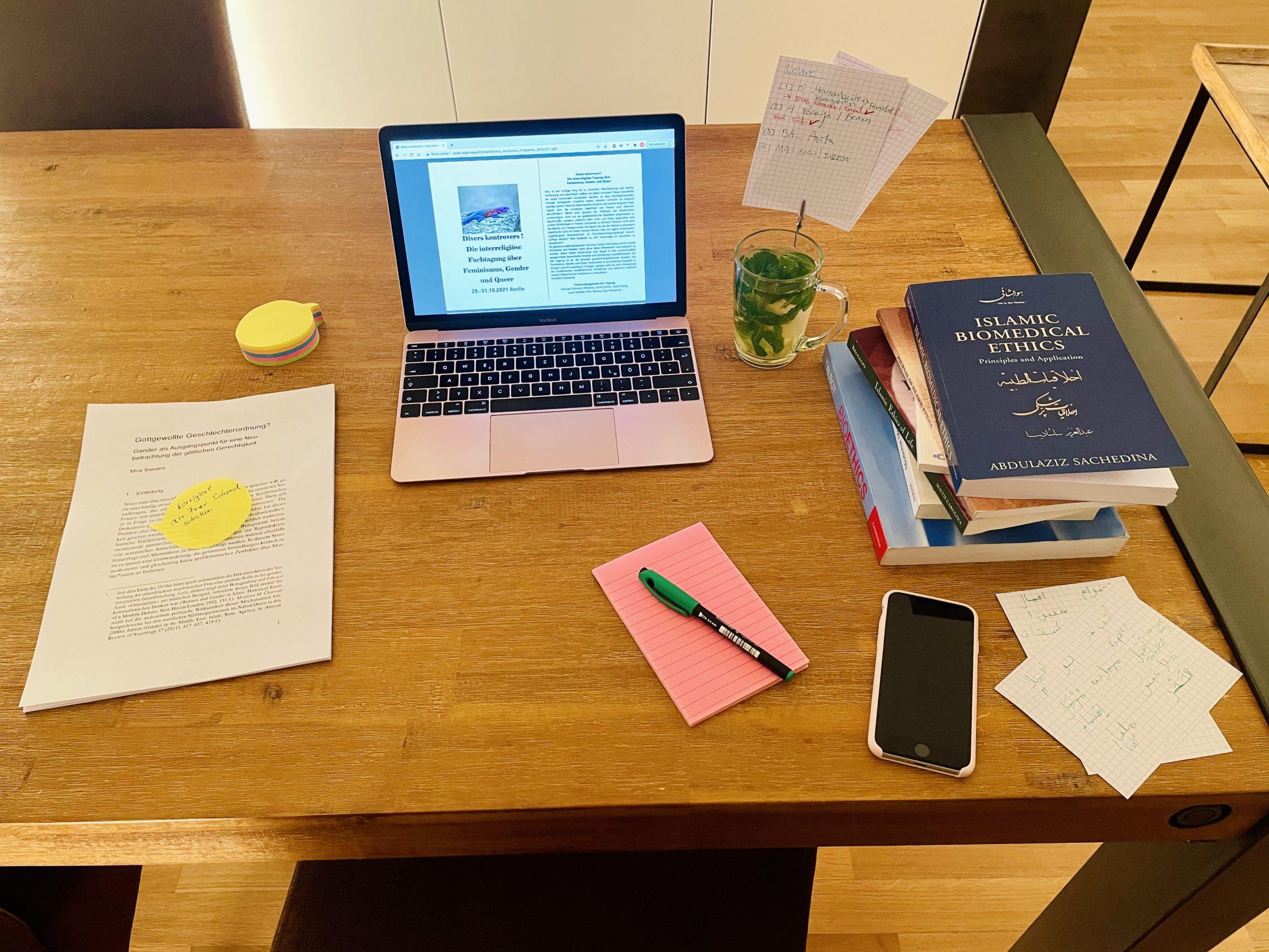 #MeinSchreibtisch: Mira Sievers
