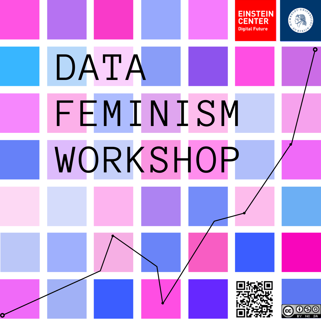 Data Feminism: Why data are never neutral and why we (should) care. A workshop series on feminist approaches to Data and Information Science