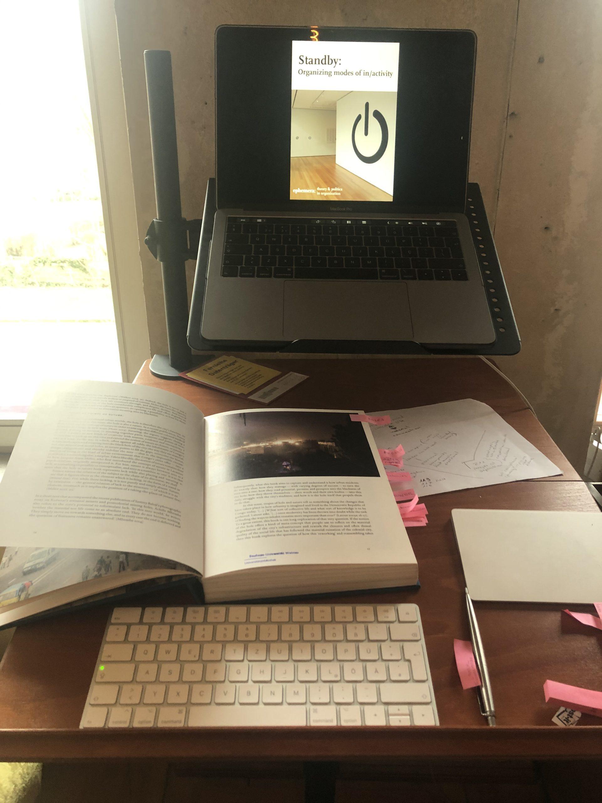 #Mein Schreibtisch: Laura Kemmer
